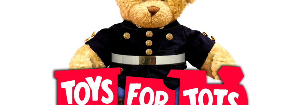 Michael Ebertz Supports Toys for Tots